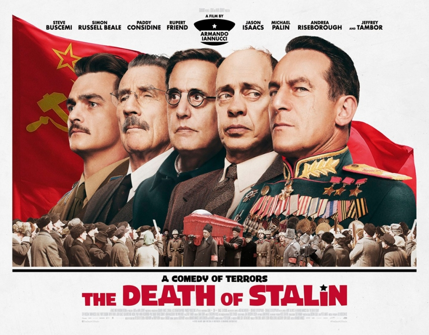New Review – The Death of Stalin.