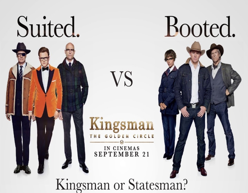 Kingsman: The Golden Circle Review!